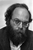Lenni Brenner, London 1983. the American Jewish activist and writer with his book 'Zionism in the Age of Dictators' which alleged that Zionist leaders collaborated with fascism, particularly Nazi Germ... - NLA - 24-10-1983