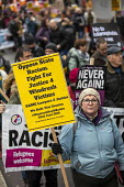 Justice for Windrush Victims, BAME Lawyers for Justice, Stand Up to Racism march and rally, London. UN Anti Racism Day - Jess Hurd - 16-03-2019
