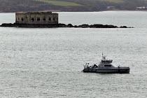 FPV Rhodri Morgan fisheries patrol boat, Milford Haven, Pembrokeshire, Wales - John Harris - 2010s,2019,boat,boats,capitalism,CLJ,crew,crewman,crewmen,crewmenmaritime,fisheries,fishery,Fishing Industry,fishingindustry,harbor,harbors,harbour,harbours,Industries,industry,marine,mariner,mariners