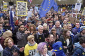 People's Vote march, London. For a second EU referendum - Philip Wolmuth - 23-03-2019