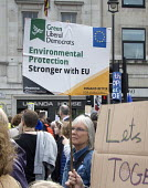 People's Vote march, London. For a second EU referendum - Martin Mayer - 2010s,2019,activist,activists,against,age,ageing population,Brexit,CAMPAIGNING,CAMPAIGNS,democrat,DEMONSTRATING,demonstration,elderly,EU,European Union,FEMALE,Left,left wing,Leftwing,Lib Dem,Lib Dems,