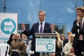 Nigel Farage, Brexit Party launch, Coventry European Parliament elections campaign - John Harris - 2010s,2019,Brexit,campaign,campaigning,CAMPAIGNS,Coventry,DEMOCRACY,ELECTION,elections,EU,European Union,launch,Leave,male,man,men,nationalism,Nigel Farage,Parliament,Party,people,person,persons,POL,p