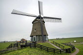 1886 windmill, Etersheim, Laag North Holland, Netherlands - Jess Hurd - 04-04-2019
