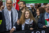 Ahed Tamimi, National Demonstration for Palestine, London - Jess Hurd - 11-05-2019