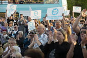 Supporters, Brexit Party Rally, Merthyr Tydfil, South Wales - John Harris - 15-05-2019