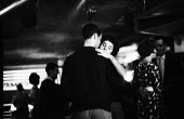Young couple dancing in a West End jazz club London 1961Young couple dancing in a West End jazz club London 1961Young couple dancing in a West End jazz club London 1961Young couple dancing in a West E... - Romano Cagnoni - 08-10-1961