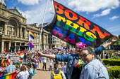 Birmingham Gay Pride. Victoria Square. - Jess Hurd - 2010s,2019,ACE,activist,activists,against,banner,banners,Birmingham,Birmingham Gay Pride 2019,CAMPAIGNING,CAMPAIGNS,Culture,DEMONSTRATING,demonstration,equal,Gay,Gays,Homosexual,HOMOSEXUALITY,Homosexu