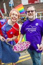 Pro gay Christians, Birmingham Gay Pride - Jess Hurd - 25-05-2019