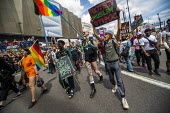 Gay Muslims leading Birmingham Gay Pride. - Jess Hurd - 25-05-2019