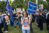 Protesting against Donald Trump during a state visit by the US President and banquet at Buckingham Palace, London. - Jess Hurd - 2010s,2019,activist,activists,against,banquet,Buckingham Palace,CAMPAIGN,campaigner,campaigners,CAMPAIGNING,CAMPAIGNS,DEMONSTRATING,demonstration,DEMONSTRATIONS,Donald Trump,London,Protest,PROTESTER,P