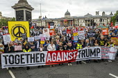 Frances O'Grady TUC, Together Against Trump, stop the state visit protest against Donald Trump, London - Jess Hurd - 04-06-2019