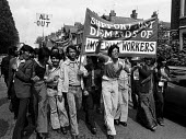 Imperial Typewriters Strike for equal pay, protest, Leicester 1974. Imperial Typewriters has a predominantly Asian workforceImperial Typewriters Strike for equal pay, protest, Leicester 1974. Imperial... - John Sturrock - 1970s,1974,activist,activists,against,Asian,Asians,BAME,BAMEs,banner,banners,Black,BME,bmes,CAMPAIGN,campaigner,campaigners,CAMPAIGNING,CAMPAIGNS,DEMONSTRATING,Demonstration,DEMONSTRATIONS,disputes,di