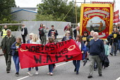 North Staffordshire WAPC, Orgreave 35th Anniversary Rally, Orgreave, Sheffield, South Yorkshire - John Harris - 15-06-2019