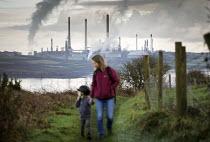 Valero Oil Refinery, Milford Haven, Pembrokeshire - Paul Box - 03-05-2017