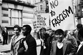 Solidarity Protest with American Civil Rights Movement, Notting Hill, London 1963 - Romano Cagnoni - 09-03-1963