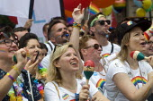 Pride in London 2019, parade through LondonPride in London 2019, parade through LondonPride in London 2019, parade through LondonPride in London 2019, parade through London - Stefano Cagnoni - 2010s,2019,ACE,activist,activists,against,CAMPAIGN,campaigner,campaigners,CAMPAIGNING,CAMPAIGNS,Culture,DEMONSTRATING,demonstration,DEMONSTRATIONS,EMOTION,EMOTIONAL,EMOTIONS,equal,equal rights,FEMALE,
