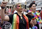 Pride in London 2019, parade through LondonPride in London 2019, parade through LondonPride in London 2019, parade through LondonPride in London 2019, parade through London - Stefano Cagnoni - 2010s,2019,ACE,activist,activists,against,CAMPAIGN,campaigner,campaigners,CAMPAIGNING,CAMPAIGNS,color,colorful,colorfull,colors,colour,colourful,colours,Culture,DEMONSTRATING,demonstration,DEMONSTRATI