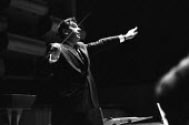 Composer and conductor Malcolm Arnold in rehearsal, Royal Festival Hall 1960Composer and conductor Malcolm Arnold in rehearsal, Royal Festival Hall 1960Composer and conductor Malcolm Arnold in rehears... - Alan Vines - 01-11-1960
