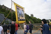 Banners, 2019 Durham Miners Gala - Mark Pinder - 13-07-2019