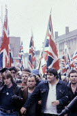 National Front demonstration London 1974 - Mike Tomlinson - 06-09-1974