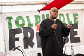 Roger McKenzie, UNISON, Tolpuddle Martyrs Festival, Dorset. - Jess Hurd - 2010s,2019,Dorset,Festival,FESTIVALS,member,member members,members,PEOPLE,Roger McKenzie,SPEAKER,SPEAKERS,speaking,SPEECH,Tolpuddle Martyrs Festival,Tolpuddle Martyrs' Festival,Trade Union,Trade Union