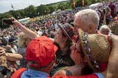 Jeremy Corbyn supporters Tolpuddle Martyrs Festival, Dorset. - Jess Hurd - 2010s,2019,CAMERA,camera phone,cameras,Dorset,Festival,FESTIVALS,greeting,Jeremy Corbyn,Labour Party,meeting,MEETINGS,member,member members,members,MP,MPs,PEOPLE,politician,politicians,selfie,selfies,