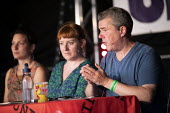 Mark Serwotka PCS speaking Tolpuddle Martyrs Festival, Dorset. - Jess Hurd - 21-07-2019