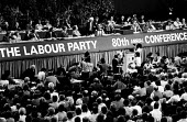 Michael Foot speaking Labour Party 80th Annual Conference Brighton 1981Michael Foot speaking Labour Party 80th Annual Conference Brighton 1981Michael Foot speaking Labour Party 80th Annual Conference... - Ian McIntosh - 29-09-1981