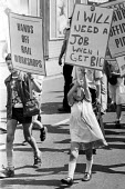 Day of action against the closure of British Rail workshops, Derby 1984 - NLA - 10-08-1984