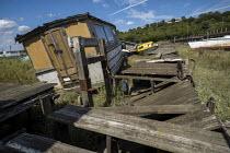 Benfleet boat graveyard, Essex. - Jess Hurd - 2010s,2019,Benfleet,Benfleet Creek,boat,boating,boats,cemeteries,cemetery,derelict,DERELICTION,disused,Essex,estuaries,estuary,grave,graves,graveyard,graveyards,hobbies,hobby,hobbyist,Leisure,LFL,LIFE