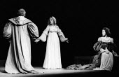 Marianne Faithfull as Ophelia (C) and Judy Parfitt (R) as Gertrude in Hamlet by William Shakesepeare directed by Tony Richardson Roundhouse Theatre London 1969Marianne Faithfull as Ophelia (C) and Jud... - Patrick Eagar - 17-02-1969