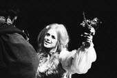 Marianne Faithfull as Ophelia in Hamlet by William Shakesepeare directed by Tony Richardson Roundhouse Theatre London 1969Marianne Faithfull as Ophelia in Hamlet by William Shakesepeare directed by To... - Patrick Eagar - 17-02-1969