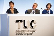 Mark Serwotka, PCS, TUC Congress, Brighton 2019. - Jess Hurd - 2010s,2019,Brighton,Conference,conferences,FEMALE,Mark Serwotka,member,member members,members,PCS,people,person,persons,trade union,trade union,trade unions,trades union,trades union,trades unions,TUC