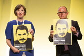 Freedom for Ocalan, TUC Congress, Brighton 2019. - Jess Hurd - 08-09-2019