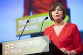 Frances O'Grady speaking TUC Congress, Brighton 2019 - Jess Hurd - 2010s,2019,Brighton,Conference,conferences,FEMALE,Frances O'Grady,member,member members,members,O grady,O'Grady,people,person,persons,SPEAKER,SPEAKERS,speaking,SPEECH,trade union,trade union,trade uni
