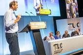 Vote of thanks to Mark Serwotka, TUC Congress, Brighton 2019. - Jess Hurd - 2010s,2019,Brighton,Conference,conferences,Mark Serwotka,member,member members,members,trade union,trade union,trade unions,trades union,trades union,trades unions,TUC,TUC Congress,Vote,Vote of thanks