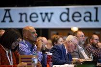 Delegates, TUC Conference, Brighton, 2019 - John Harris - 13-09-2019