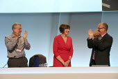 Mark Serwotka PCS, Frances O'Grady speaking, Paul Nowak, TUC Conference, Brighton, 2019 - John Harris - 2010s,2019,Conference,conferences,FEMALE,Frances O'Grady,Gen Sec,member,member members,members,O grady,O'Grady,PCS,people,person,persons,SPEAKER,SPEAKERS,speaking,SPEECH,Trade Union,Trade Union,Trade
