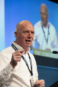 Matt Wrack FBU speaking TUC Conference, Brighton, 2019 - John Harris - 2010s,2019,Conference,conferences,FBU,member,member members,members,SPEAKER,SPEAKERS,speaking,SPEECH,Trade Union,Trade Union,Trade Unions,Trades Union,Trades Union,Trades unions,TUC,TUC Congress