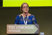 Sarah Hannafin NAHT speaking TUC Conference, Brighton, 2019 - John Harris - 2010s,2019,Conference,conferences,FEMALE,member,member members,members,NAHT,people,person,persons,SPEAKER,SPEAKERS,speaking,SPEECH,Trade Union,Trade Union,Trade Unions,Trades Union,Trades Union,Trades