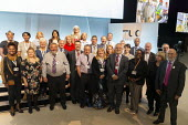 NASUWT delegation, TUC Conference, Brighton, 2019 - John Harris - 13-09-2019
