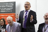 Stephen Cavalier, Thompsons Solicitors, Justice for Colombia fringe meeting fringe meeting, TUC Conference, Brighton, 2019 - John Harris - 2010s,2019,Colombia,Conference,conferences,meeting,MEETINGS,trade union,trade unions,trades union,trades unions,TUC,TUC Congress