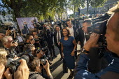 Gina Miller arriving at the Supreme Court for the legal challenge to the proroguing of Parliament, Westminster, London - Jess Hurd - 17-09-2019
