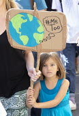 Global Climate Strike protest, Bristol - Paul Box - 2010s,2019,activist,activists,against,CAMPAIGNING,CAMPAIGNS,child,CHILDHOOD,children,DEMONSTRATING,Demonstration,environment,environmental,Environmental degradation,Extinction Rebellion,juvenile,juven