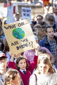 Global Climate Strike protest, Bristol - Paul Box - 20-09-2019