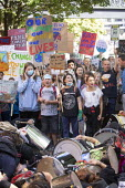 Global Climate Strike protest, Bristol - Paul Box - 2010s,2019,activist,activists,against,CAMPAIGN,campaigner,campaigners,CAMPAIGNING,CAMPAIGNS,child,CHILDHOOD,children,DEMONSTRATING,Demonstration,DEMONSTRATIONS,die in,diein,environment,environmental,E