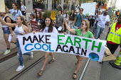 Detroit, Michigan, USA Global Climate Strike protest - Jim West - 2010s,2019,activist,activists,adolescence,adolescent,adolescents,against,America,banner,banners,CAMERA,camera phone,cameras,CAMPAIGN,campaigner,campaigners,CAMPAIGNING,CAMPAIGNS,child,CHILDHOOD,childr