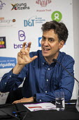 Ed Miliband speaking, Youth Zone fringe event, Labour Party Conference, Brighton, 2019 - Jess Hurd - 2010s,2019,Brighton,conference,conferences,Ed Milliband,Labour Party,Labour Party Conference,MP,MPs,Party,people,person,persons,POL,political,politician,politicians,Politics,SPEAKER,SPEAKERS,speaking,