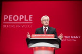 John McDonnell speaking Labour Party Conference, Brighton, 2019 - Jess Hurd - 23-09-2019