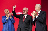 Jennie Formby, John McDonnell, Jeremy Corbyn Labour Party Conference, Brighton, 2019 - Jess Hurd - 2010s,2019,Brighton,Conference,conferences,Jeremy Corbyn,John Mc Donnell,John McDonnell,Labour Party Conference,MP,MPs,Party,POL,political,politician,politicians,Politics,SPEAKER,SPEAKERS,speaking,spe